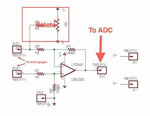 Arduino - How To Wire Up A 3-wire Load Cell  Strain Gauge And An Amplifier