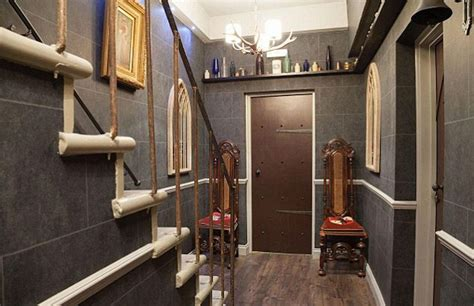 Harry Potter Cupboard Under The Stairs Quote Room