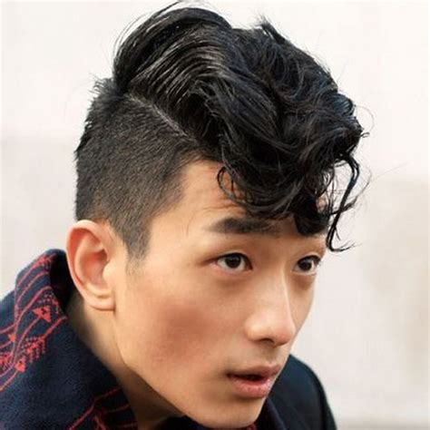 popular asian men hairstyles mens hairstyles
