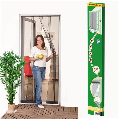 Vorhang Vor Tür by Insektenschutz T 252 R Lamellenvorhang 100x220 M 252 Ckenschutz