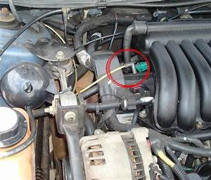 Vacuum Hose Connection  Where To