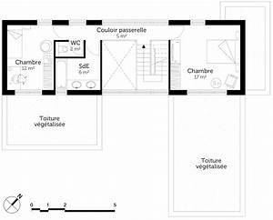 Plan De Construction : plan maison en u avec piscine ooreka ~ Melissatoandfro.com Idées de Décoration