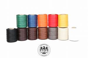 Twin Eagle Waxed Polyester Thread