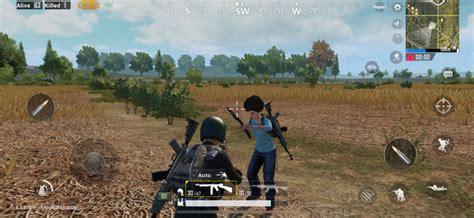 pubg mobile players  pretty   game  full