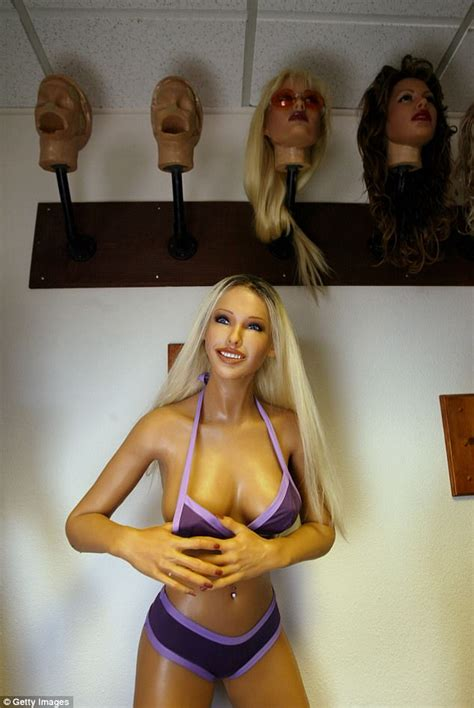Worlds Only Talking Sex Doll Has 18 Personalities