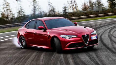 The Motoring World Usa  The Alfa Romeo Giulia