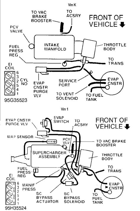 3800 Engine Vacume Line Diagram by I Need A Vacuum Diagram For A 3800 Series 2 Engine Can You