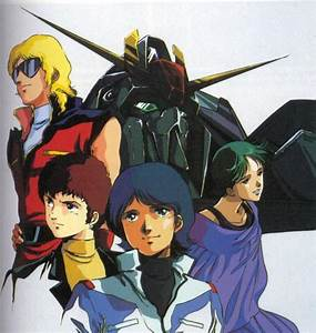Every time you make a typo, someone in Zeta Gundam gets ...