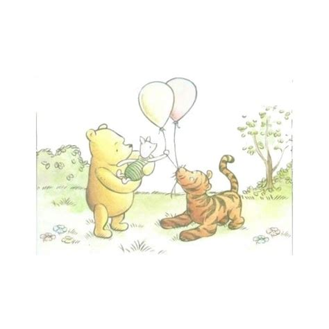Classic Pooh Clipart Collection Found On Polyvore Winnie
