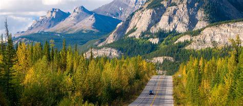 Kanada Roadtrip: Abenteuer im Herzen der Rocky Mountains