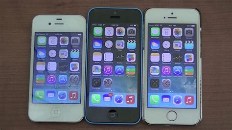iphone 5c vs 5s iphone 5s vs 5c vs 4s design speeds more