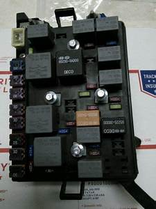 2008 Kia Spectra Under Hood Fuse Box Relay Junction Block