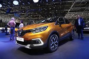 Argus Automobile Renault : prix nouveau renault captur les tarifs de la version restyl e photo 1 l 39 argus ~ Gottalentnigeria.com Avis de Voitures