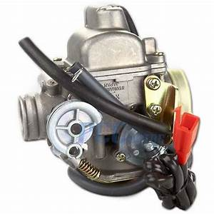 Atv 24mm Carburetor Gy6 150cc Gy