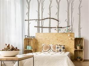 Pappmache Ideen Und Techniken Für Kreatives Gestalten : kreatives m dchenzimmer farben deko wandgestaltung ~ Yasmunasinghe.com Haus und Dekorationen