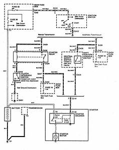 Acura Integra  1990  - Wiring Diagrams