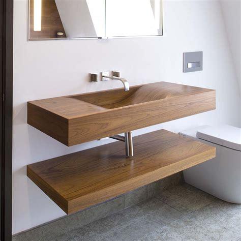 Handmade Teak Basins | Wooden Basins | Bespoke & Luxury ...