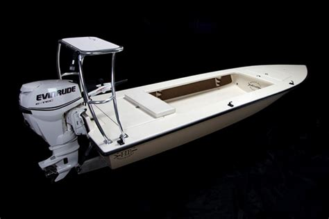 Skiff Dimensions by Hell S Bay Boatworks Glades Skiff Specifications