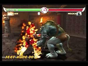 MORTAL KOMBAT DEADLY ALLIANCE played as BLAZE 2/2 - YouTube
