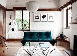 Canapé Style Togo : 10 id es pour un salon contemporain et design avec des canap s ~ Voncanada.com Idées de Décoration