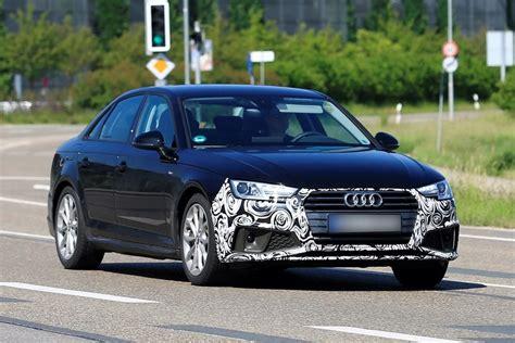Spyshots Audi A4 B9 Facelift De 2019 4legendcom