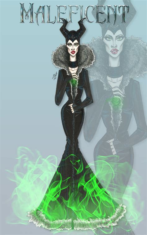 maleficent couture collection ii  sewfashion  deviantart