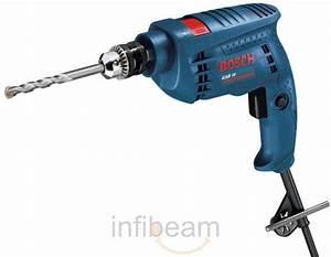 Bosch Drill Machine Drilling 10mm GSB10 : Buy Bosch Drill