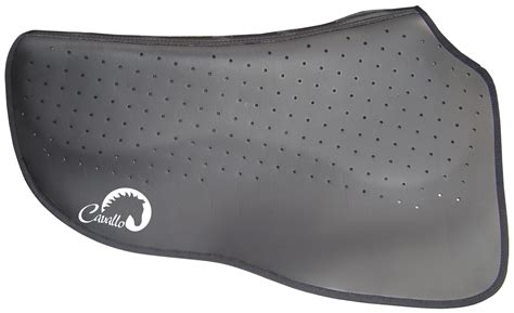 saddle pad western endurance barrel cavallo horse pads shaped thin hoof performance