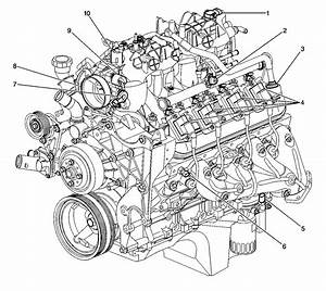 350 Small Block Chevy Cooling System Diagram