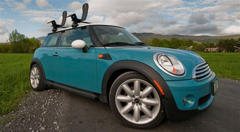fs oxygen blue mini cooper north american motoring