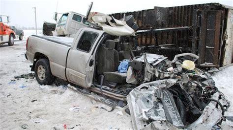 Semi Truck Accident News