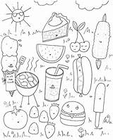 Vacation Coloring Printable Getcolorings sketch template