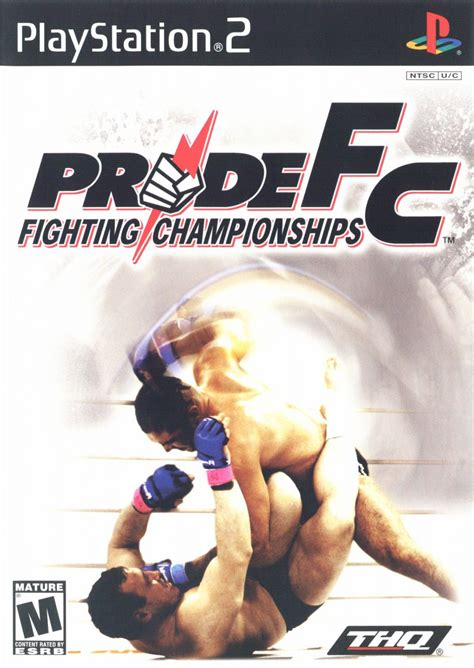 pride fc fighting championships  playstation