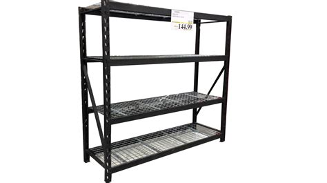 husky rack and wire costco 39 s industrial storage shelf rack review