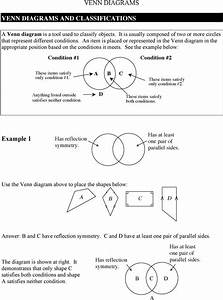 Image Result For Carroll Venn Diagrams Statements