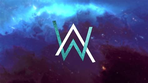 Alan Walker, Alan Walker Logo Wallpapers Hd  Desktop And