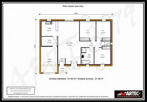 plan maison tage 100m2 trendy charmant plan de maison With good plan de maison 150m2 6 couleur maison construction plan de maison de plain pied