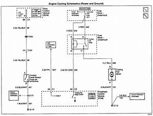 2000 Cavalier Radiator Fan Wiring Diagram