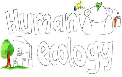 understanding human ecology education