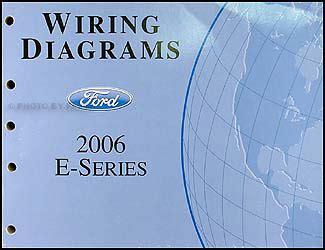 ford econoline club wagon van owners manual original