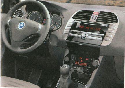 Interni Fiat Bravo Fiat Bravo Gli Interni Saranno Cos 236