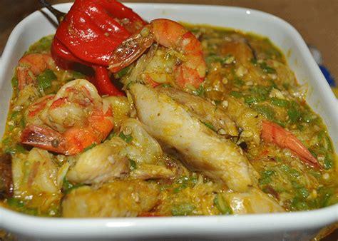 recette de cuisine cote d ivoire recette de la semaine la sauce de gombo