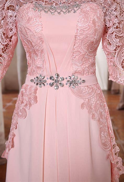 eshow   long bridesmaid dress lace  sleeve