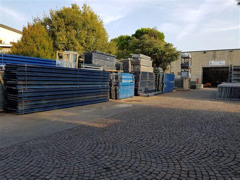 scaffali portapallets scaffalature industriali usate portapallet scaffali