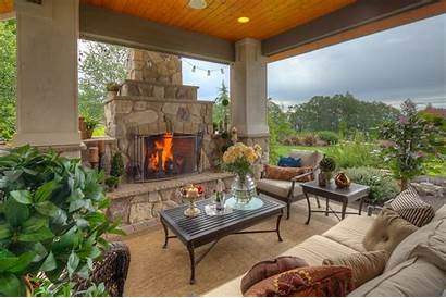 Deck Under Living Outdoor Space Patio Spaces
