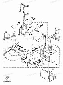 Yamaha Outboard Parts By Hp 225hp Oem Parts Diagram For