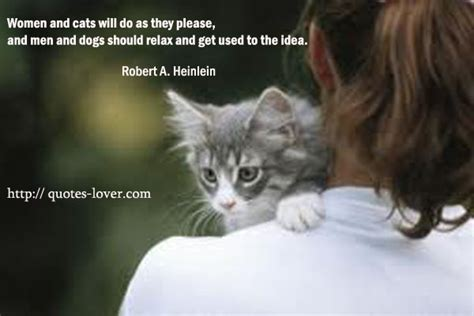 Quotes About Dogs And Cats Quotesgram