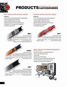 Thermon Heat Tracing Cables