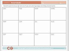 Yearly Calendar Template calendar printable free