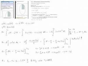 Flächenintegral Berechnen : fl che fl chenintegral in parameterdarstellung berechnen ~ Themetempest.com Abrechnung